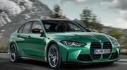 BMW M3 Compétition (2021) : Quand la sage berline se mue en pistarde