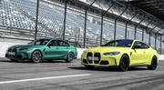 BMW M4 Compétition (2020) : La Série 4 passe par la case M