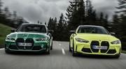 BMW M3/M4 (Competition), pour dévorer la concurrence !