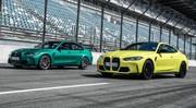 BMW M3 G80 et M4 G82