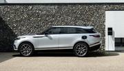 Range Rover Velar (2021) : invasion d'hybridation