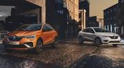 Le Renault Arkana arrive en Europe, disponible en hybride E-Tech