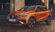 Toutes les infos et les photos du Renault Arkana