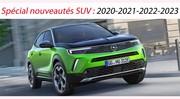Spécial nouveautés SUV : 2020-2021-2022-2023