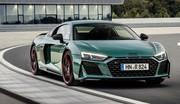 Audi présente la R8 Green Hell : hommage et traditions