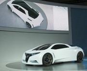 Honda FC Sport Design Concept : Ecrin sportif