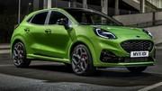 Ford Puma ST (2021) : 200 ch pour le petit SUV sportif