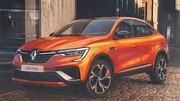 Arkana, un SUV coupé pour faire valoir la technologie hybride de Renault