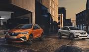Renault lance l'Arkana hybride en Europe !