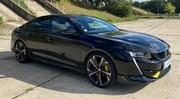 Essai Peugeot 508 Peugeot Sport Enginereed : l'électrification est en marche !