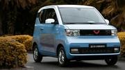 Wuling Mini EV : une voiture électrique pour 3 600 euros