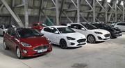 Caradisiac. Le stand Ford : priorité SUV