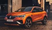 Renault Arkana 2021 : Le SUV coupé au losange débarque en Europe