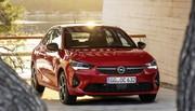 Prix Opel Corsa (2021) : Nouvelle gamme et hausse des tarifs