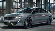 Peugeot 508 PSE : le lion va t-il réussir le challenge impossible ?