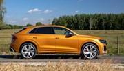 Essai Audi RS Q8 : un SUV opposé aux lois
