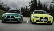 Les nouvelles BMW M3 et M4 sont arrivées