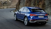 Audi Q5 Sportback : et de quatre