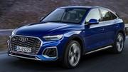 Présentation vidéo - Audi Q5 : voici le Sportback