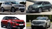 3008, Ateca, Duster, C5 Aircross, CX-5 : quel SUV compact choisir ?