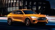 Ford Mustang Mach E, déjà des records en accélération