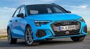 Audi A3 40 TFSIe : hybride rechargeable et jusqu'à 70 km en électrique