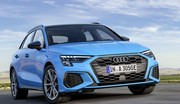 78 kilomètres d'autonomie pour la nouvelle Audi A3 40 TFSI e