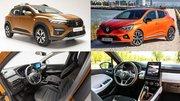 La nouvelle Dacia Sandero face à la nouvelle Renault Clio