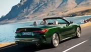 BMW : après la M4, voici la nouvelle Série 4 cabriolet