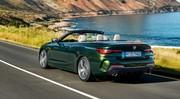 La Nouvelle BMW Série 4 Cabriolet enlève le haut