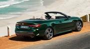 Nouvelle BMW Série 4 Cabriolet 2020 : toutes les infos et les photos
