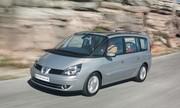 Renault Espace : Nouvelle gamme avant restylage