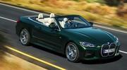 BMW Série 4 Cabriolet (2021) : vive la capote !