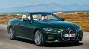 BMW Série 4 Cabriolet 2021 : Gros pif et capote en toile