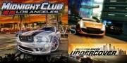 Midnight Club LA vs NFS Undercover