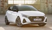 Hyundai i20 N Line 2021 : look sport et hybridation légère