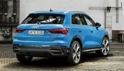 Audi Q3 : petite inflation des prix