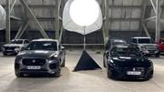 Salon de l'auto Caradisiac 2020 - Le stand Jaguar : raison et passion