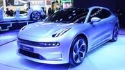 Le Lynk&Co Zero Concept s'expose à Pékin : un peu moins de 600 km pour le SUV électrique