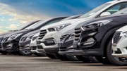 Les ventes de voitures neuves toujours en baisse au mois de septembre 2020