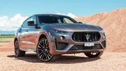 Essai Maserati Levante Trofeo : Le diable a empoigné le trident