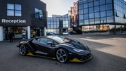 Avec Bugatti, Lamborghini également à la vente ?