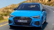 L'Audi A3 hybride rechargeable vise le raffinement