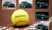 Peugeot : une gamme « spéciale » pour Roland-Garros 2020 !