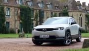 Essai Mazda MX-30 : une électrique, mais juste pour le plaisir