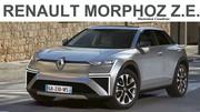 Renault prépare un SUV compact électrique