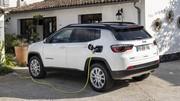 Essai Jeep Compass 4xe : notre avis sur l'hybride rechargeable