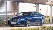 Mise à jour subtile pour la Jaguar XF
