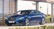 Restylage : Lifting et downsizing pour la Jaguar XF