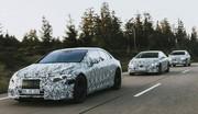 Mercedes prévoit six nouveaux modèles électriques